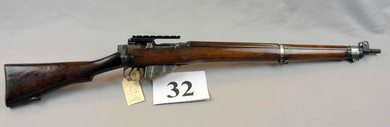 British Enfield No. 4 MK 1 303 British