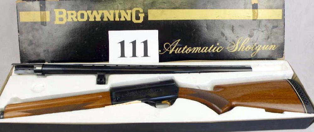 Browning A-5 Light Twelve 12 Ga