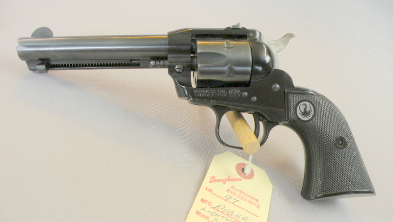 Ruger Lightweight Single Six Type 11 22 LR