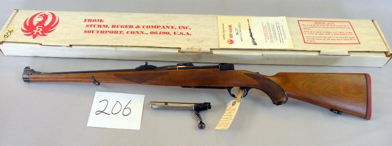 Ruger Model 77 250/3000