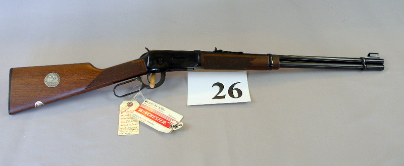 "Winchester Model 94 XTR ""Dodge Marksman"" 30-30"