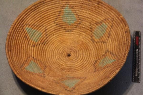 24' W Navajo Basket