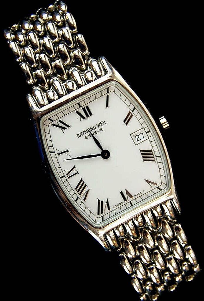 Raymond Weil Toccata Men's Stainless Steel Watch