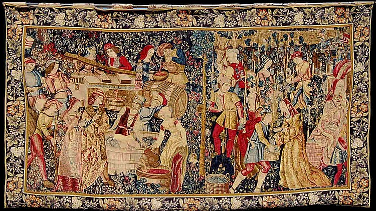 French Tapestry - D'Art De Rambovillet