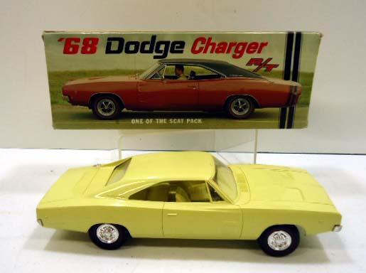 68' Dodge Charger Promo Car/ NIB