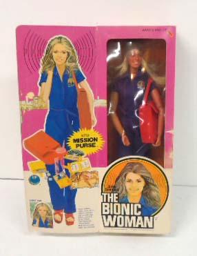1974 Bionic Woman in Orig. Box