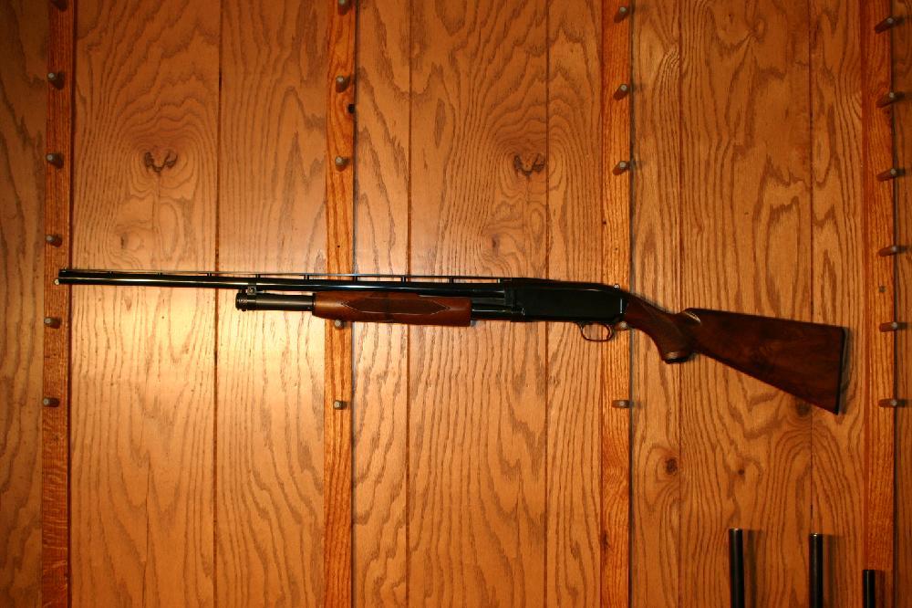 Browning Model 12 28 ga., vent rib
