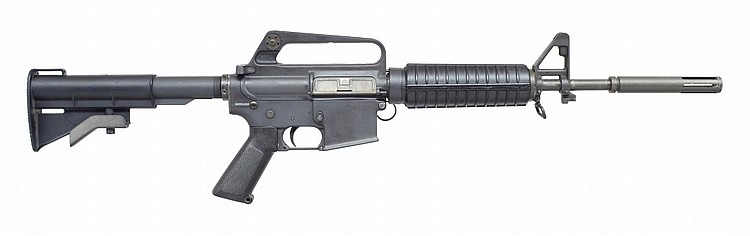 Colt SP1 (R6001) AR15 Semi Auto Carbine.