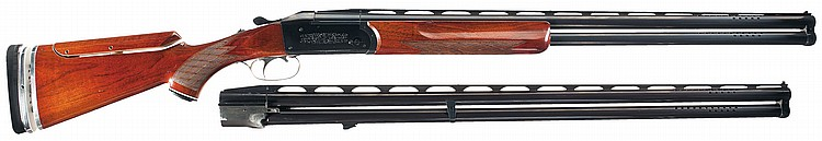 Krieghoff Model 32 Over/Under Shotgun with Extra 32 Inch Barrel