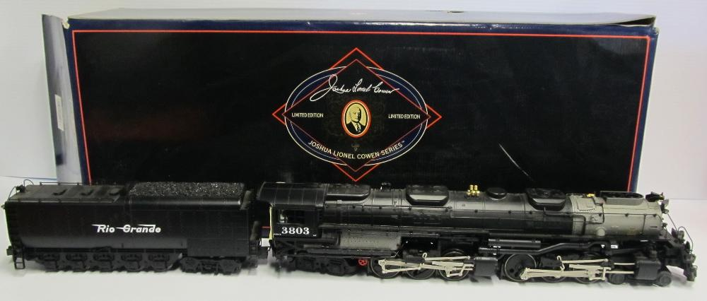 Lionel JLC Series ?The Challenger? Drag #3803 With Coal Tender 6-38009