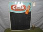ORANGE CRUSH Soda Chalkboard Sign-19 1/4 x 27 1/2
