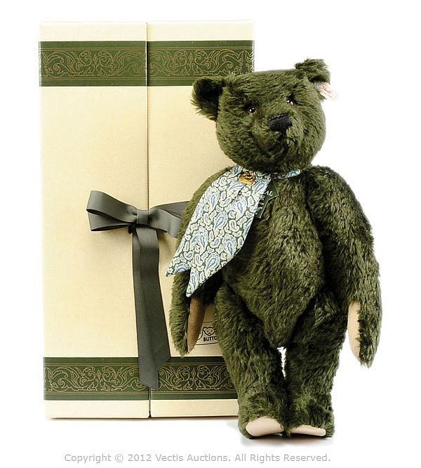 Steiff Harrods Centenary Bear, white tag 653148